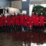 Curso de Segurança na Operação de Hidrojateamento