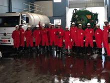 curso de segurança na operação de hidrojateamento advento desentupidora porto alegre