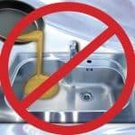 Como evitar entupimento de esgoto – dicas e erros comuns
