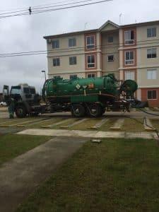 limpeza de fossas e caixas de esgoto em condominios advento desentupidora porto alegre