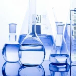 envie uma amostra para um laboratório