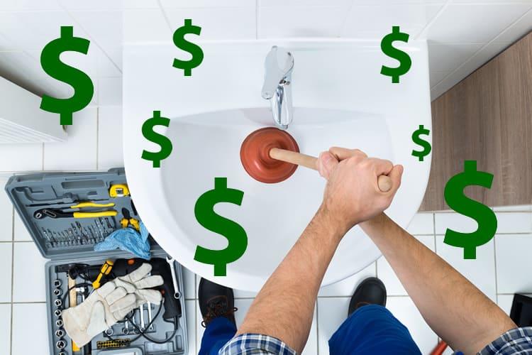desentupimento custa dinheiro. saiba porque nos valemos a pena