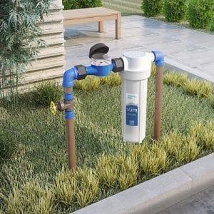 filtro para medidor de água