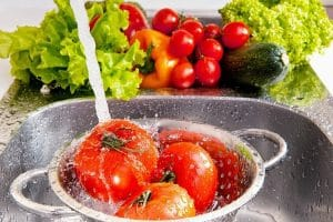 lavar alimentos para prevenir toxoplasmose