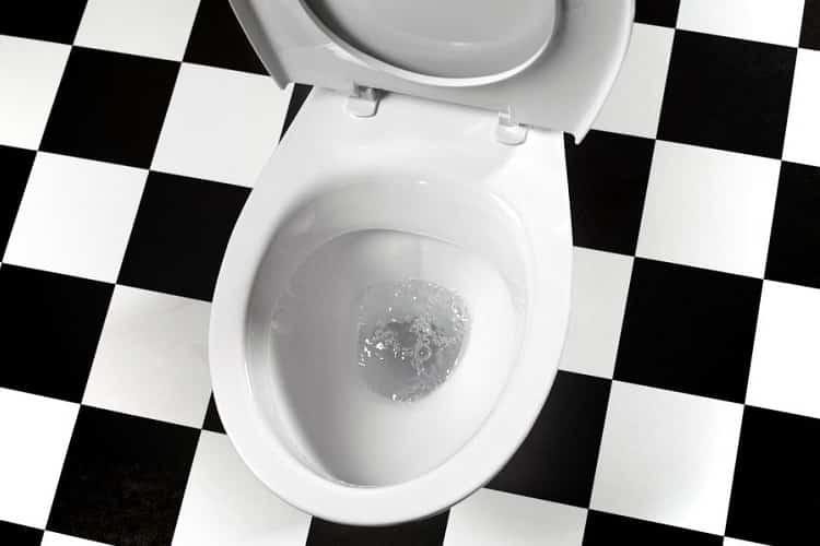 porque o vaso sanitário entope? conheça os principais motivos