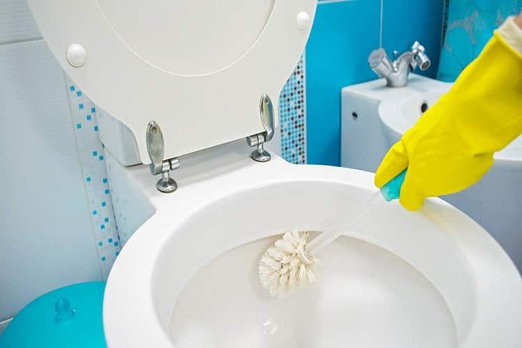 como limpar vaso sanitário encardido e com manchas de ferrugem blog advento