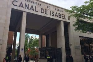 Sede do Canal de Isabel II em Madrid