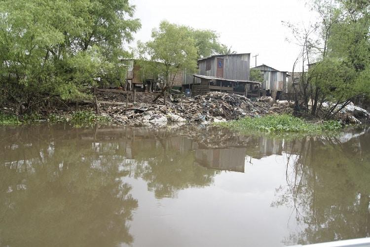 rio gravataí é o quinto mais poluído do Brasil