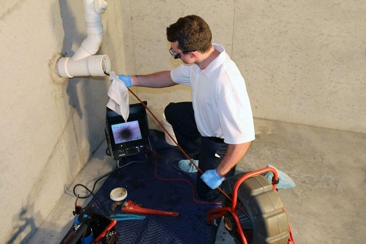 vídeo inspeção de rede de esgoto em porto alegre, canoas e região