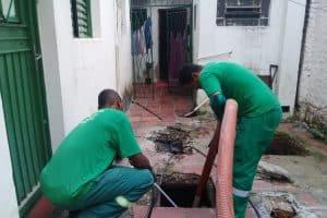 desentupidora de esgoto residencial em porto alegre e região