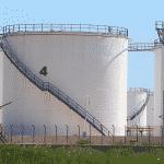 Limpeza de tanques de petróleo no Rio Grande do Sul