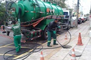 hidrojateamento de fossa em porto alegre