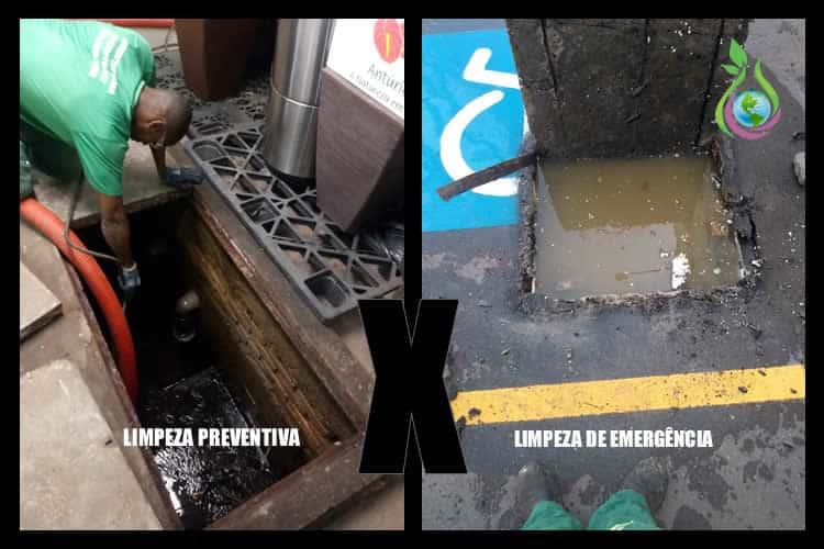 limpeza de esgoto preventiva x emergência em porto alegre e região