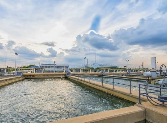 10 estações de tratamento de resíduos no rs