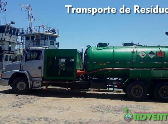 transporte e destinação de resíduos em todo o rs