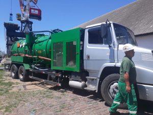 transporte de resíduos com emissão de mtr