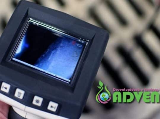 as vantagens da vídeo inspeção para economizar em serviços de esgoto