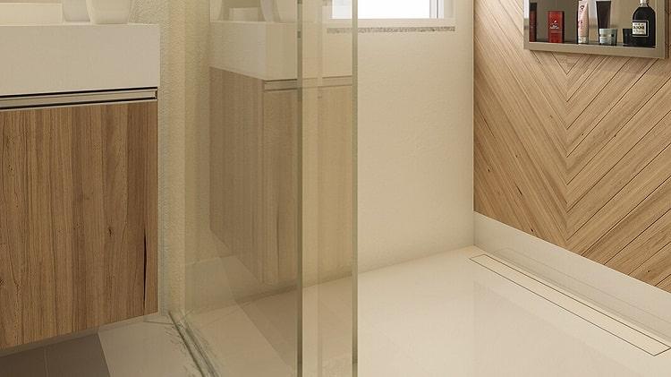 5 vantagens de instalar um ralo linear no seu banheiro